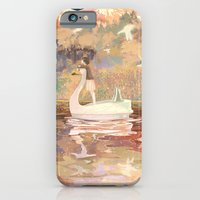 Swan Boat iPhone 6 Slim Case
