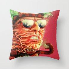 Sexmetal Throw Pillow
