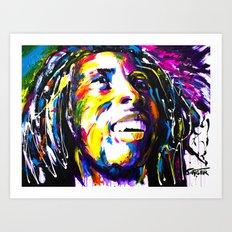 Is this Love Art Print