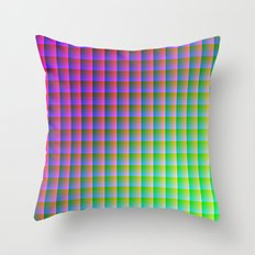 RGB Throw Pillow