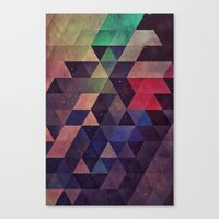 Lynly Canvas Print
