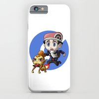 Pokemon Trainer LUCAS iPhone 6 Slim Case