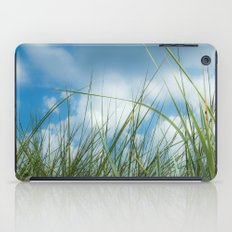 Dreaming in the grass iPad Case