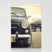 Seat 600 Stationery Cards