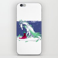 Questions Upon Questions iPhone & iPod Skin