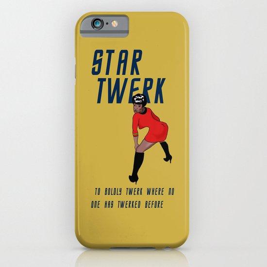 STAR TWERK iPhone & iPod Case