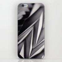 Paper Sculpture #8 iPhone & iPod Skin