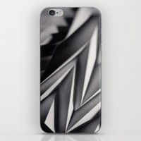 Paper Sculpture #8 iPhone & iPod Skin