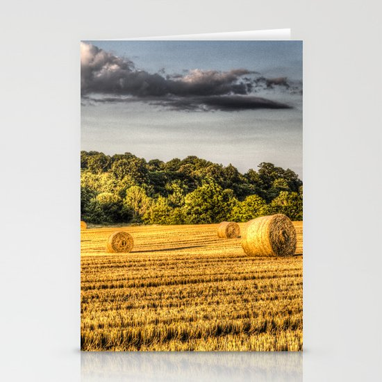 The Summer Farm Stationery Card