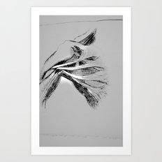 Anatomy 101 Art Print