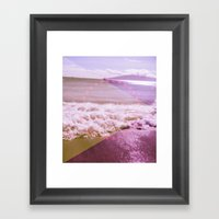 Summer Daze Framed Art Print