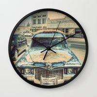 Ride Of A Lifetime Wall Clock
