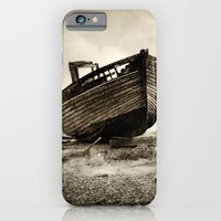 iPhone & iPod Case featuring Abandoned by David Turner