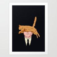Cat Murray Art Print
