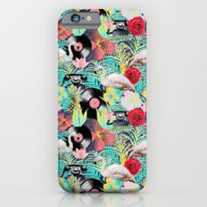 rockabilly mix iPhone 6 Slim Case