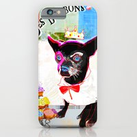 iPhone & iPod Case featuring (CYRUS) Prince Des Bonbons - (Prince Of The Sweets) by Olive Primo Design + Illustration