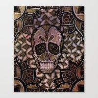 Azucar Canvas Print
