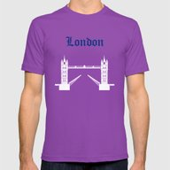 T-shirt featuring London by Blank & Vøid