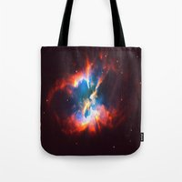 Space Confusion Tote Bag