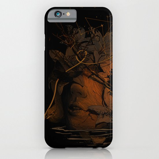 The Lost Track iPhone & iPod Case