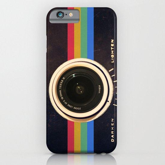 Modern Vintage inspired Camera! iPhone & iPod Case
