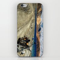 what a ride...what a feeling..! iPhone & iPod Skin