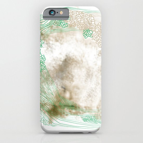 Silence #1 iPhone & iPod Case