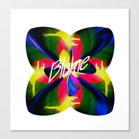 Blume  Canvas Print