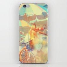 Seaside Town iPhone & iPod Skin