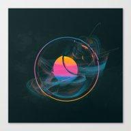 ESTES PARK (09.07.15) Canvas Print