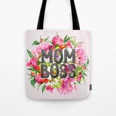 MOM BOSS Tote Bag