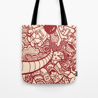 #MoleskineDaily_06 Tote Bag