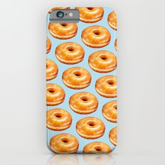 Glazed Doughnut Pattern Slim Case iPhone 6s
