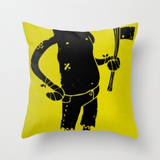 Finished Throw Pillow