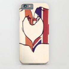 One Direction Inspired UK/Irish Love Heart iPhone 6 Slim Case