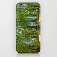 Rittenhouse Square in the Spring iPhone 6 Slim Case