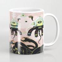 Over the Dragon sea Mug