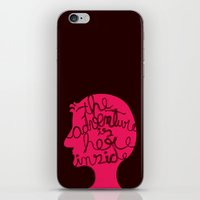 The Adventure Is Here In… iPhone & iPod Skin