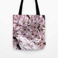Sakura in Kyoto Tote Bag