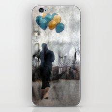 I Walk Alone iPhone & iPod Skin