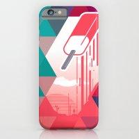 Watermelon Popsicle iPhone 6 Slim Case