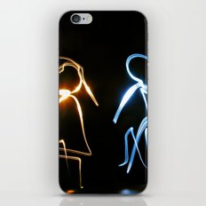 Boy&Girl iPhone & iPod Skin