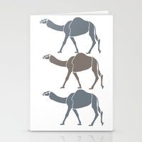 Camels Stationery Cards