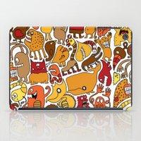 Creatures! iPad Case