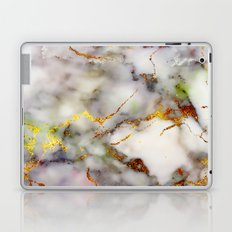Marble Effect #5 Laptop & iPad Skin