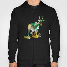 Forest Abstract Hoody