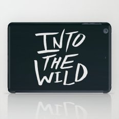 Into the Wild x BW iPad Case