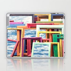 Fall into place Laptop & iPad Skin
