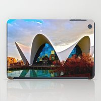 Aquarium: Valencia, Spai… iPad Case
