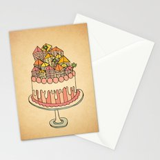Cake Town Stationery Cards